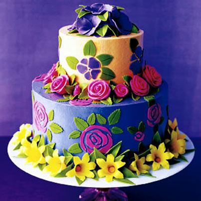 Рецепты праздничных тортов на день рождения